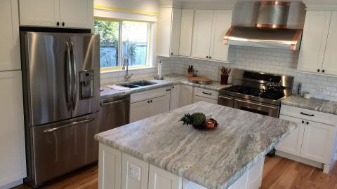 Image showing example of our Kitchen Remodeling service