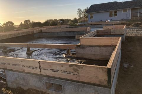 Rim Joist Framing Curb Appeal Construction New House Builders