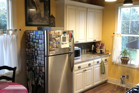 Decorative Ceiling Tiles With Crown Molding Kitchen Remodel Curb Appeal Construction Eureka Ca Lighting With Gray Subway Tile
